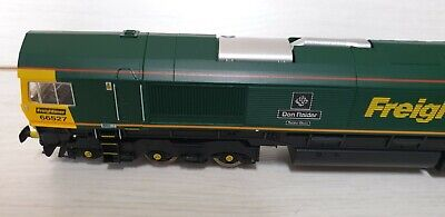 Class 66 Diesel Locomotive DCC Fitted New Motor Lima Excellent Condition OO • 56.25€