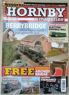 Hornby Magazine Issue 35 May 2010 • 3.34€