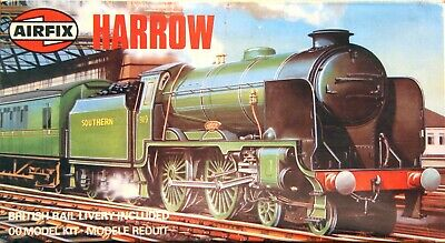 AIRFIX OO SCALE SR Schools Class V  Harrow  Type 6 VINTAGE Kit Complete Unmade • 20.32€