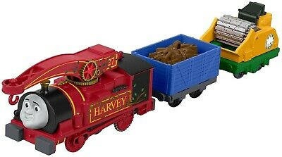 Thomas E Friends Track Master - Locomotiva Harvey  BMK93/FJK53  Mattel • 11€