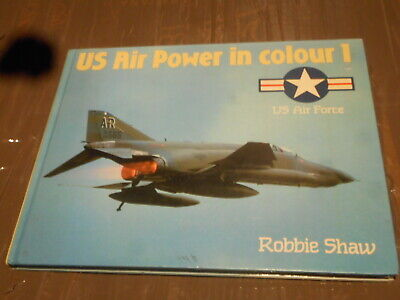 US AIR POWER IN ACTION 1    Livre Photos Avions Usaf  Maquette Avion 1/48 1/72 • 5€