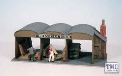 SS73 Wills Kit OO/HO Gauge Timber Yard • 16.67€