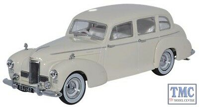 HPL004 Oxford Diecast 1:43 Scale Humber Pullman Limousine Old English White • 25.62€