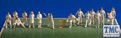 5300 Modelscene OO Gauge Cricket Match Figures • 29.42€