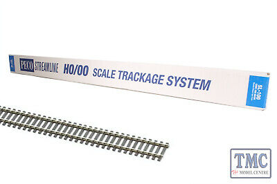 SL-100 Peco OO Scale Wooden Sleeper Nickel Silver Flexi Track Code 100 Box Of 25 • 108.69€