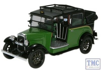 AT005 Oxford 1:43 Austin Low Loader Taxi (Roof Down) • 24.53€