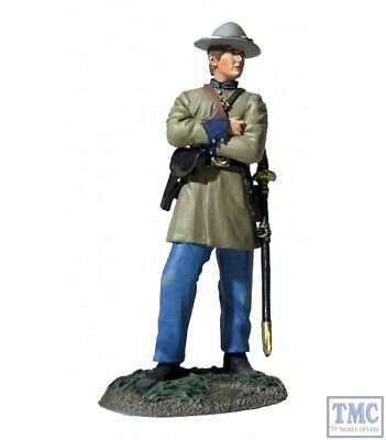 B31265 W.Britain Confederate Infantry Company Officer  - American Civil War • 32.87€