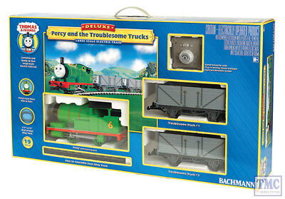 90069 Thomas & Friends Large Scale Percy And The Troublesome Trucks • 362.83€