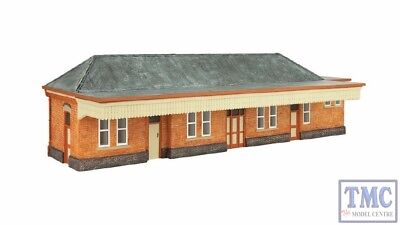 OS76R001 Oxford Structures OO GWR Station Building • 49.79€