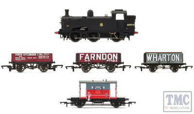 R3792 Hornby OO Gauge The Eight O'clock Freight Train Pack • 131.06€