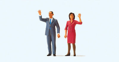 Preiser 65360 President Obama And The First Lady, Spur 0 • 18.49€