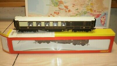 Voiture Pullman 3cl/fourgon Car N° 161 BR Hornby 4150/A Voie HO • 39€