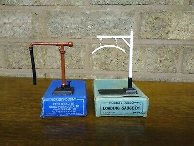 Dublo Water Crane Loading Gauge • 11.29€