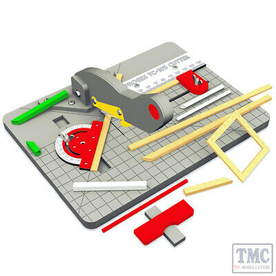 PTC-105 Proses Timber & Rod Cutter For Model Makers • 55.70€