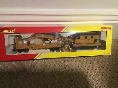 Hornby Breakdown Crane R6369 00 Gauge Original Packaging. • 11.72€