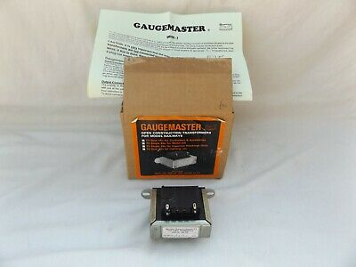 GAUGEMASTER T1 DUAL 16v FOR  CONTROLLER/ACCESSORIES BOXED    OO  GAUGE • 4.69€