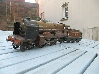 Hornby O Gauge Royal Scot Steam Locomotive In Used Condition • 52.28€