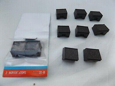 10 Peco St-8 Buffer Stops   2 Sealed N Gauge • 1.13€