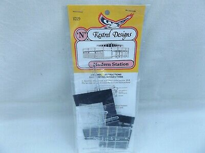 Kestrel Kd29 Modern Station Kit  Sealed    N Gauge • 1.13€