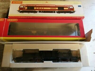Hornby Class 60 Chassis - Boxed &  Fully Working • 82.95€