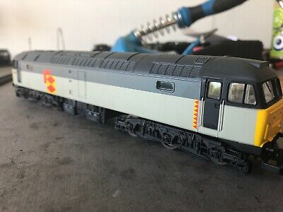 Lima Class 47  47 033 In Railfreight Grey Livery Oo Gauge • 14.91€