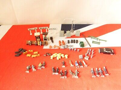 Vintage Merit Hornby People Accessories And Parts  V.g.c Job Lot • 27.63€