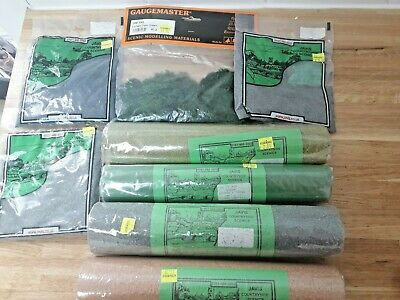 Jarvis Countryside Scenics Joblot Granite, Spring & Mid, Cork & 3 Bags, Gm165  • 33.15€