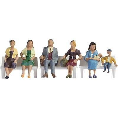 Figurines N « Assises » NOCH 36533 1 Set • 17.98€