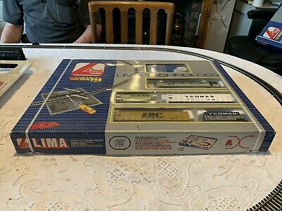 Lima L105111 Set With 33051 'Shakespeare Cliff' + 4 Wagons Mint Boxed Condition. • 141.31€