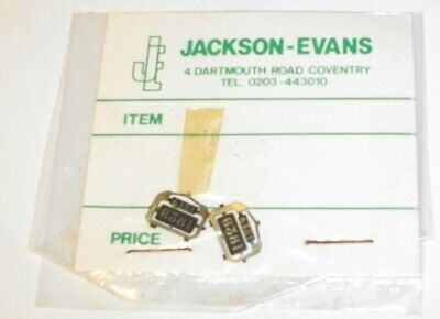 Jackson Evans 4mm Scale OO Loco Name/Number Plates 6381 • 6.46€