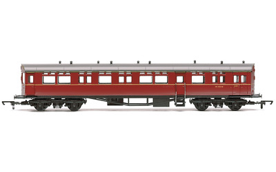 Hornby R4832 Br 63 Collett A30 Autocoach W193W Jauge D'Oo • 56.44€