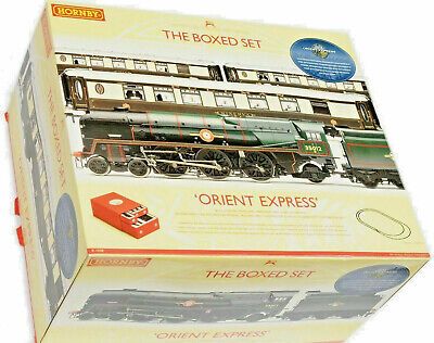 Hornby 'oo' Gauge R1038 Venice Simplon 'orient Express' The Boxed Set New • 320.35€