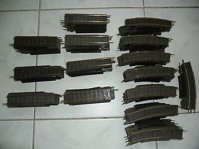 Lot De Rails Sur Ballast  Jouef  • 20€