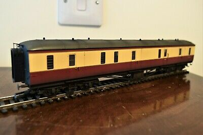 Hornby Br Hawksworth R4404a Full Brake Professionally Weathered By Grimy Times • 11.24€