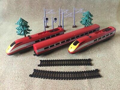 Hornby   R1215    Unboxed Hornby Junior Express Train Set • 18.36€