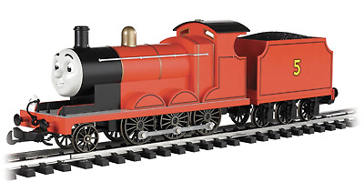 91403 Large Scale Thomas & Friends James (with Moving Eyes) • 334.33€