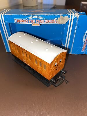 HORNBY-R112-CLARABEL-THOMAS COACH-AMAZING CONDITION-V/Good-DISCONTINUED • 16.28€