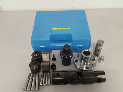 Instron Tensile Testing Vice Grip + Clamp, Load Cells 10kn 100kN Accessory Set • 900.88€