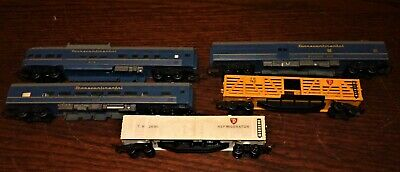 Triang / Hornby 00 Gauge Job Lot Of Wagons & Coaches X 5 • 50.82€