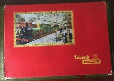 Tri-ang Railways, Lord Of The Isles Rich Uncle Train Set. Rs8. 1963. Rare Box • 311.66€