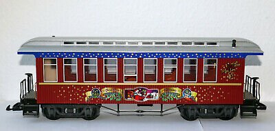 LGB 34805 Christmas Old Time Passenger Car - Superselten! Neu In OVP • 249.99€