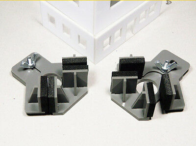 Hold & Glue Right Angle Holders (2pcs) - Proses PR-SS-03 • 20.28€