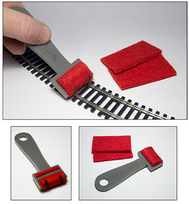 Track Cleaner For Z, N, HO And OO Scale Tracks - Proses TC-001 • 9.63€