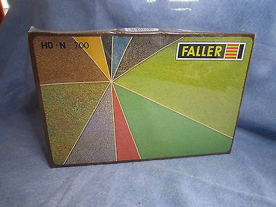 Za519 Faller Assortiment De Flocages 10 Couleurs Differentes 300g Ref 700 Ho + N • 29.99€