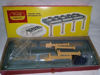 Triang Hornby / Hornby Dublo 5006 Engine Shed Extension Kit New Unused Ex Shop • 157.62€