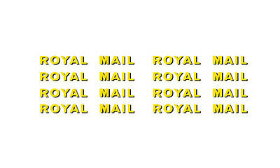 SR Royal Mail Post Offices Letters & Numbers (Pre-1964) Modelmaster MM4438 L1 • 13.17€