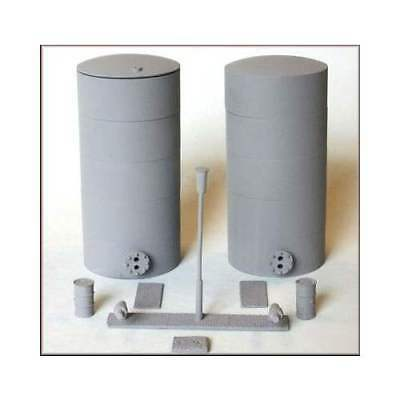 Oil-liquid Powder Tanks - Knight Wing PM135 - • 16.27€