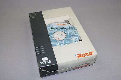 ZC1826 Roco Ho Train 10785 Interface PC Software Rocomotion 5.5 • 459€