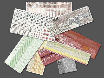 OO Gauge HMRS Transfers Sheets For Locos And Coaches (36 Different Models) • 8.15€