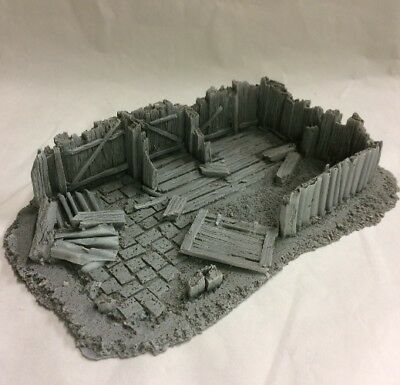 25/28mm Large Derelict Building - Type 18 - Javis BZB18 • 14.97€
